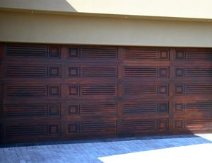 garage doors pretoria